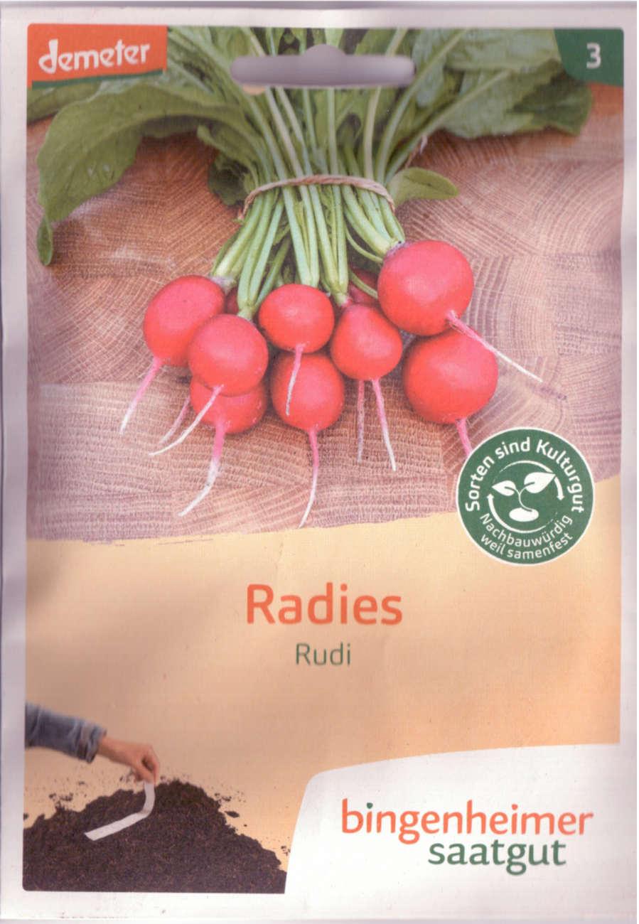 Saatband Radies Rudi -B-