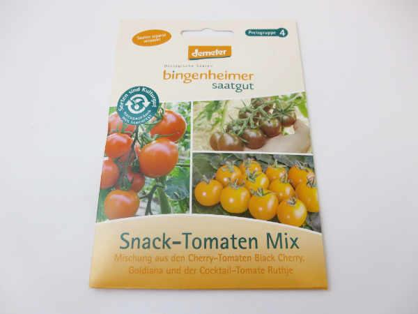 Saatgut Snack Tomaten Mix