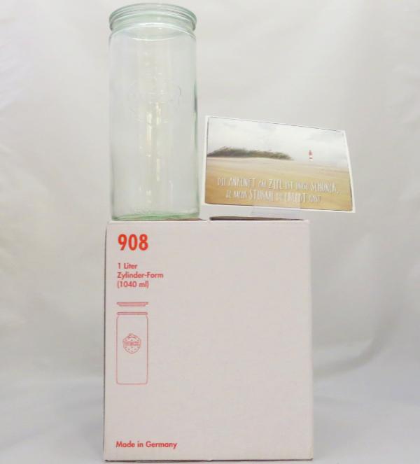 Zylindergläser, 1040ml