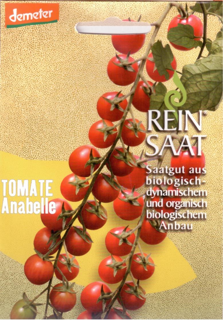 Tomatensaatgut Anabelle