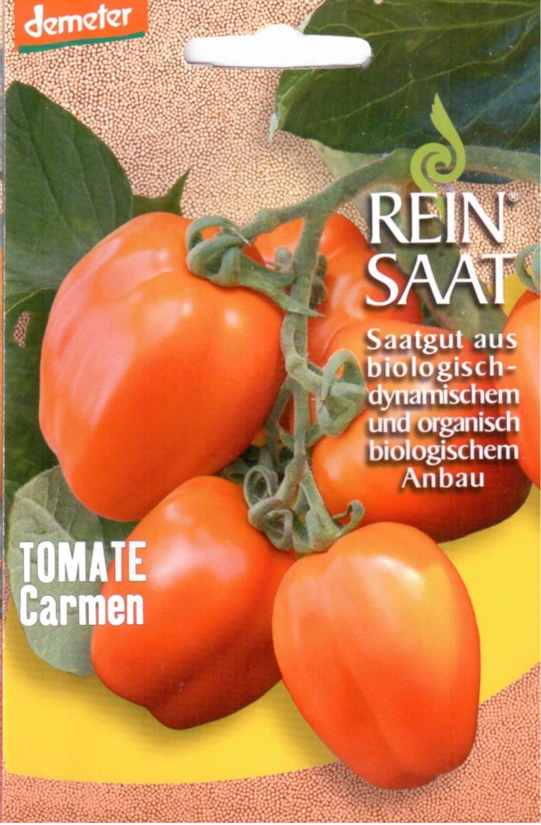 Tomatensaatgut Carmen -R-