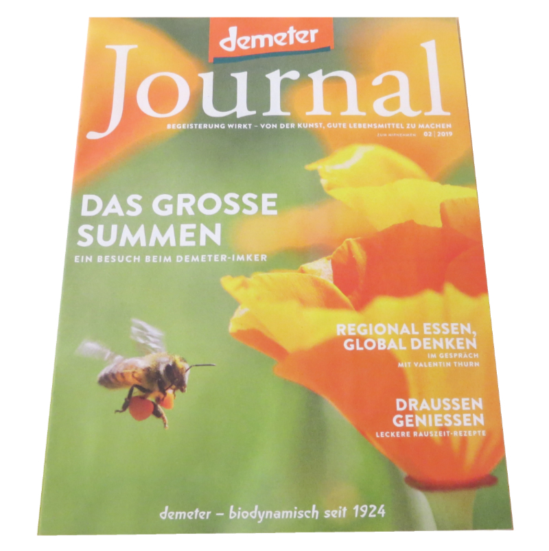 Demeter Journal 02 2019