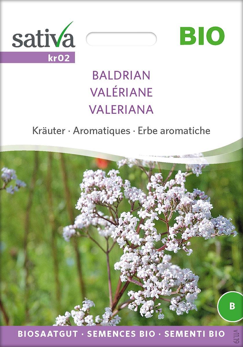 Saatgut Baldrian Valériane