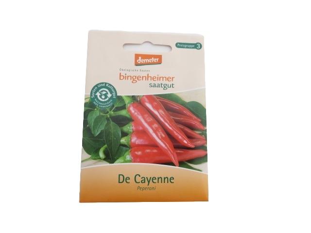 Pepperoni De Cayenne