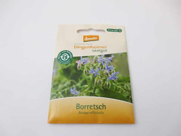 Saatgut Borretsch