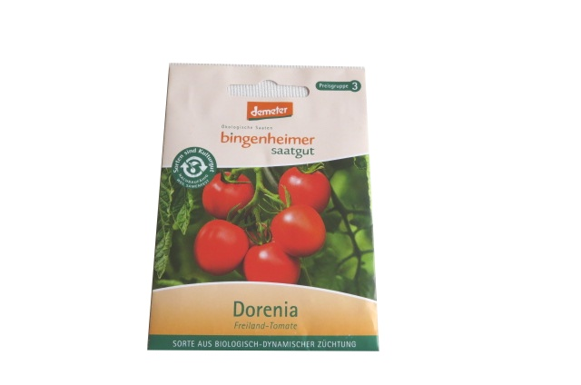 Saatgut Tomate Dorenia -B-