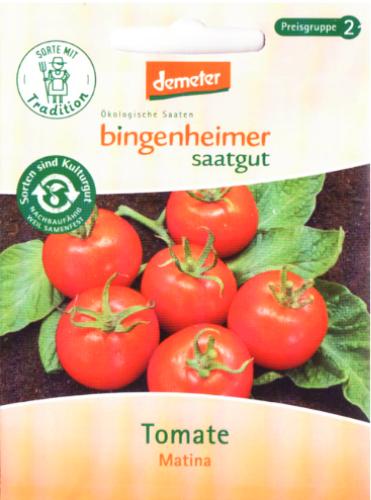 Saatgut Tomate Matina
