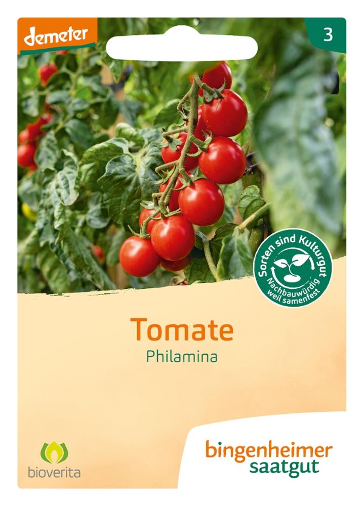 Saatgut Tomate Philamina -B-