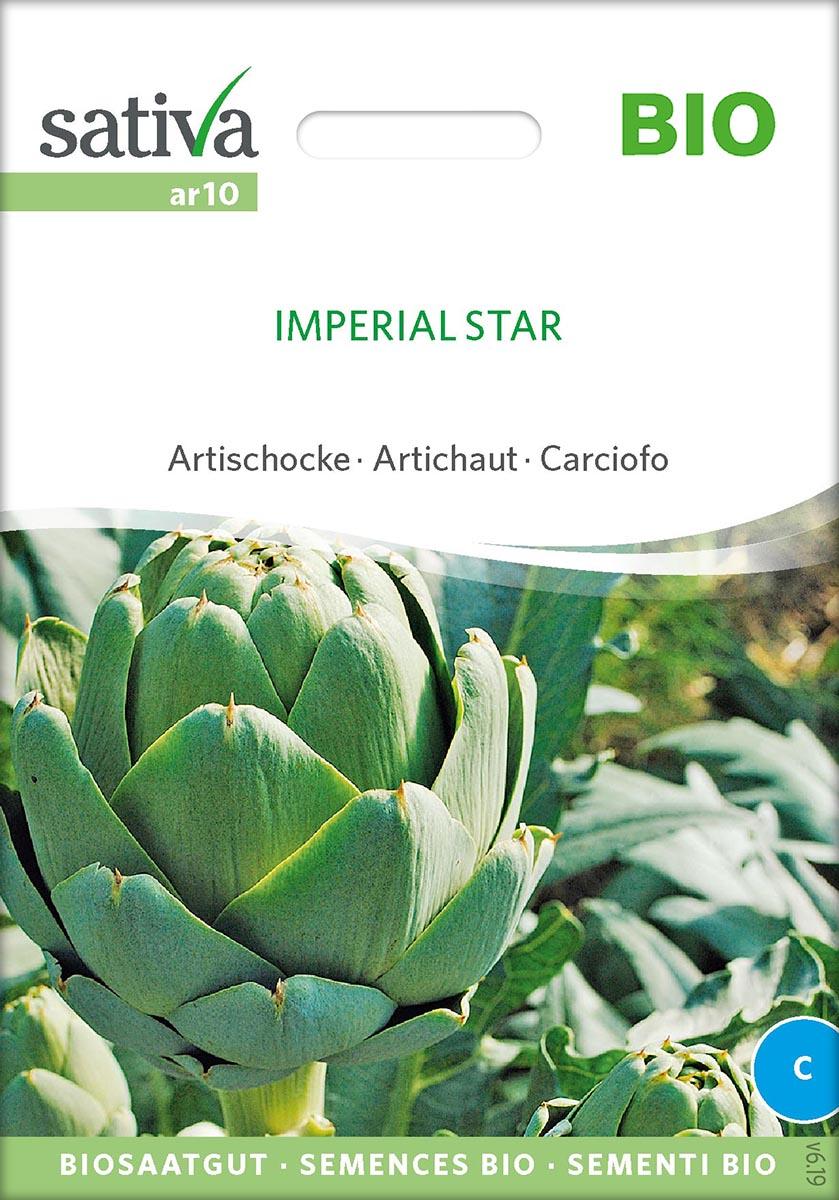 Saatgut Artischocke Imperial Star -S-