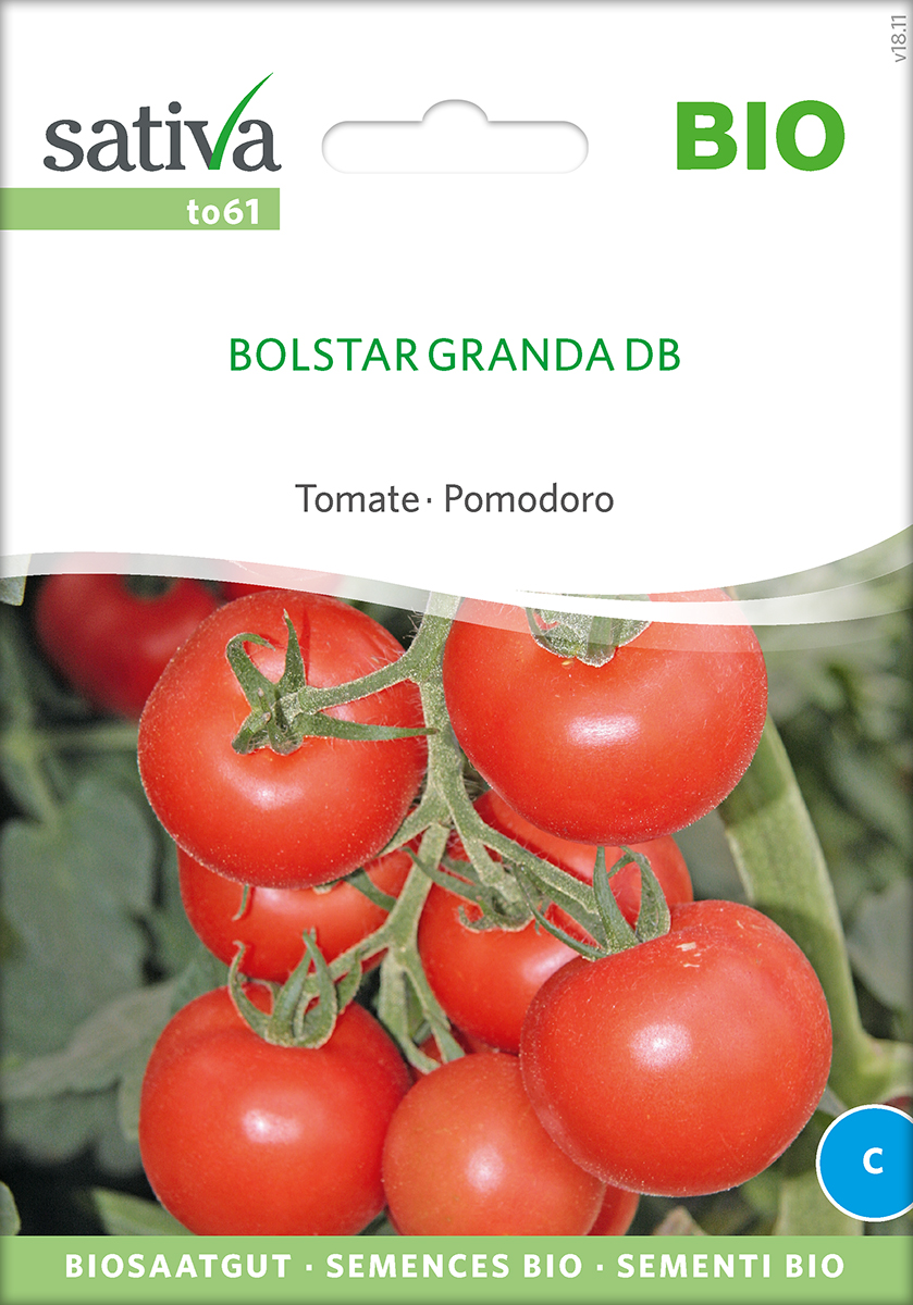Saatgut Tomate Bolstar Granda -S-