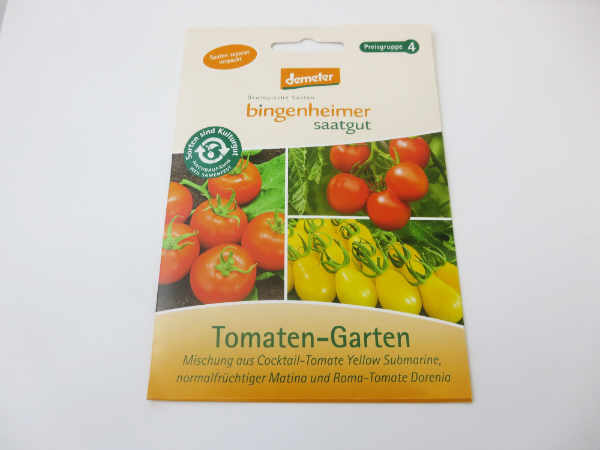 Saatgut Tomaten Garten -B-