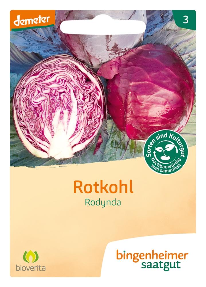 Saatgut Rotkohl Rodynda -B-