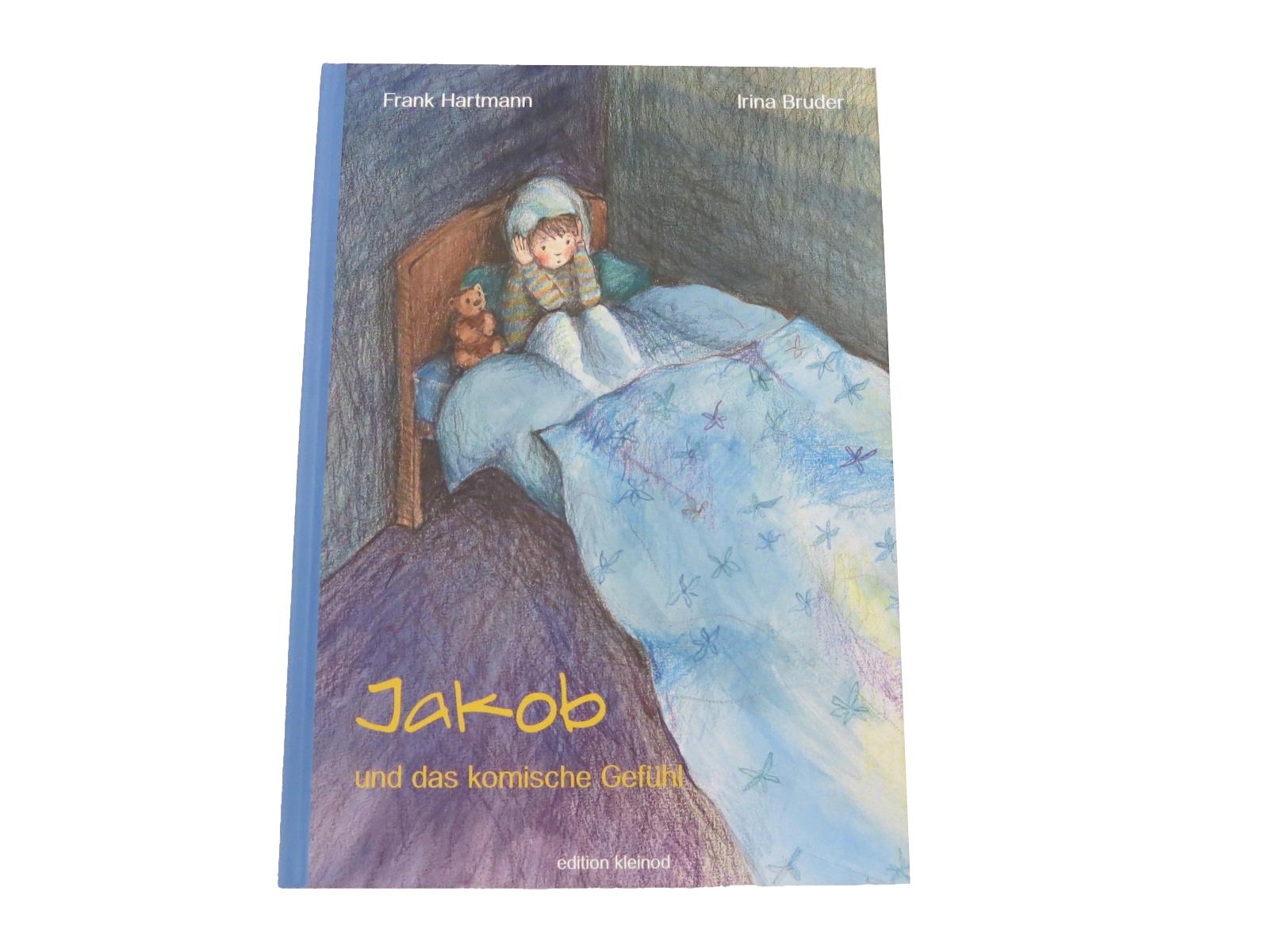 Kinderbuch, Bilderbuch Jakob und das komische Gefühl