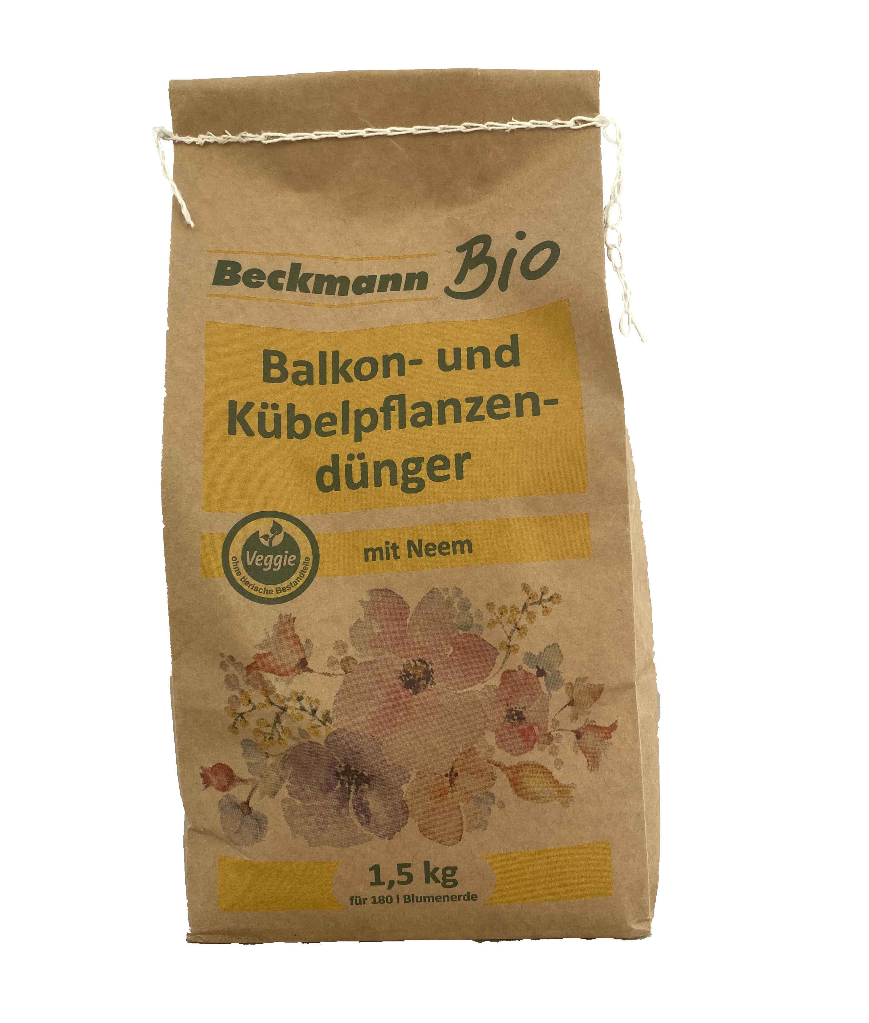 Balkon- und Kübelpflanzendünger gegen Blattläuse
