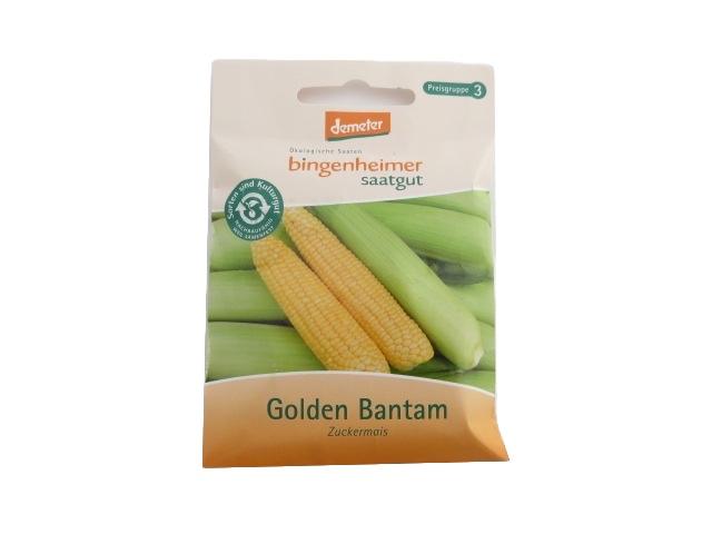 Saatgut Zuckermais Golden Bantam -B-