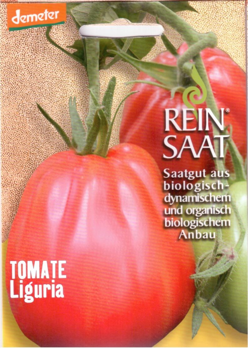 Tomatensaatgut Liguria -R-