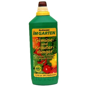 Tomatendünger flüssig