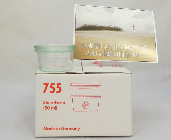 Sturzgläser, Mini 50ml