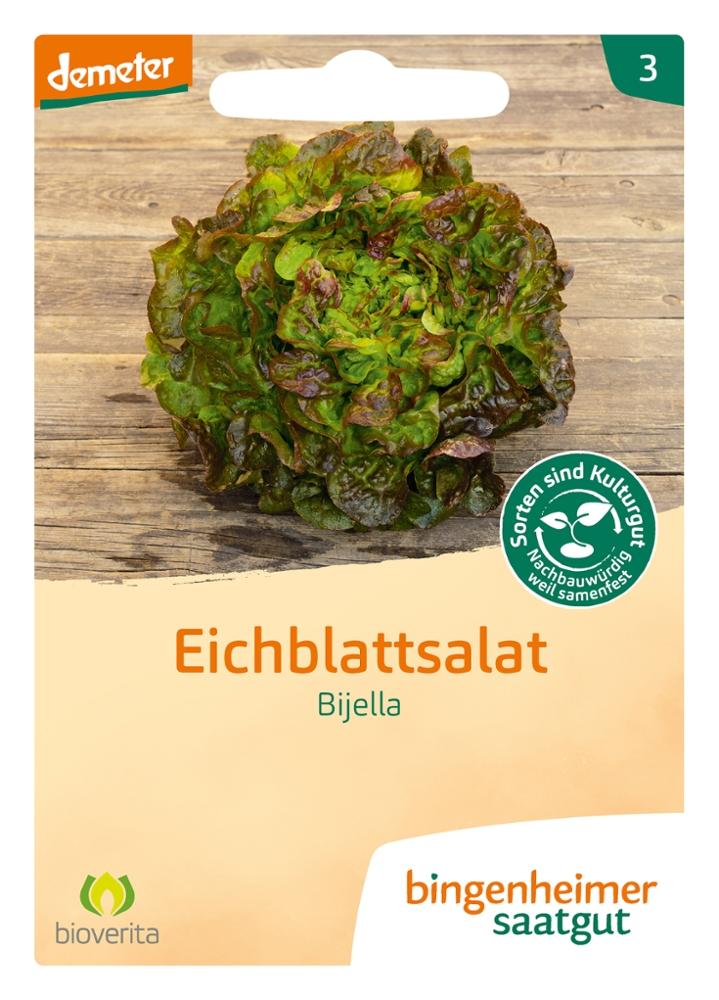 Eichblattsalat Bijella -B-