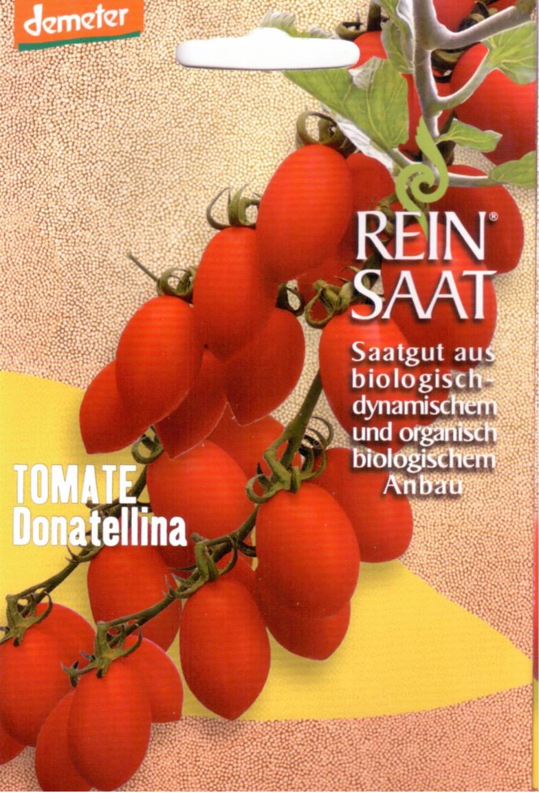 Tomatensaatgut Donatellina -R-