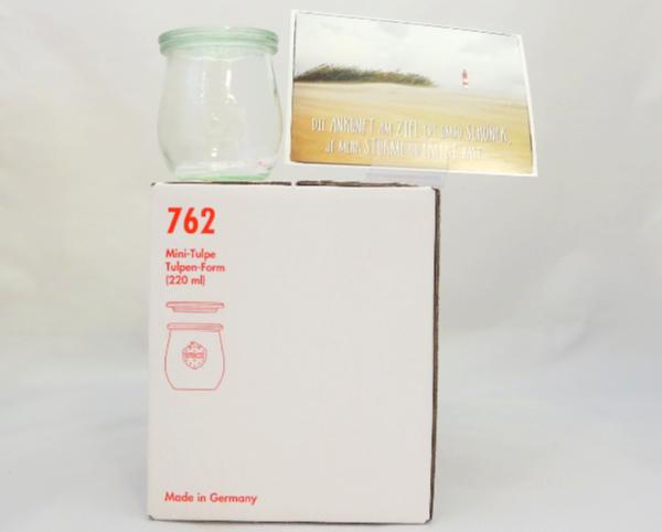 Tulpengläser, 220ml
