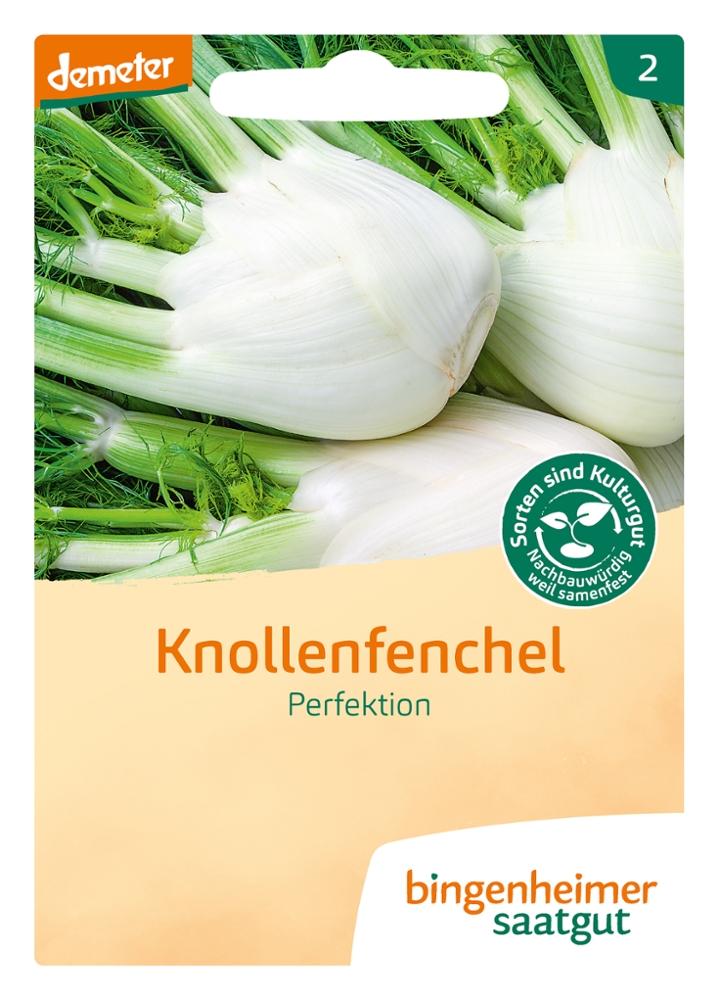 Saatgut Knollenfenchel Perfektion -B-
