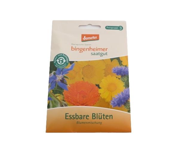 Saatgut Essbare Blüten -B-