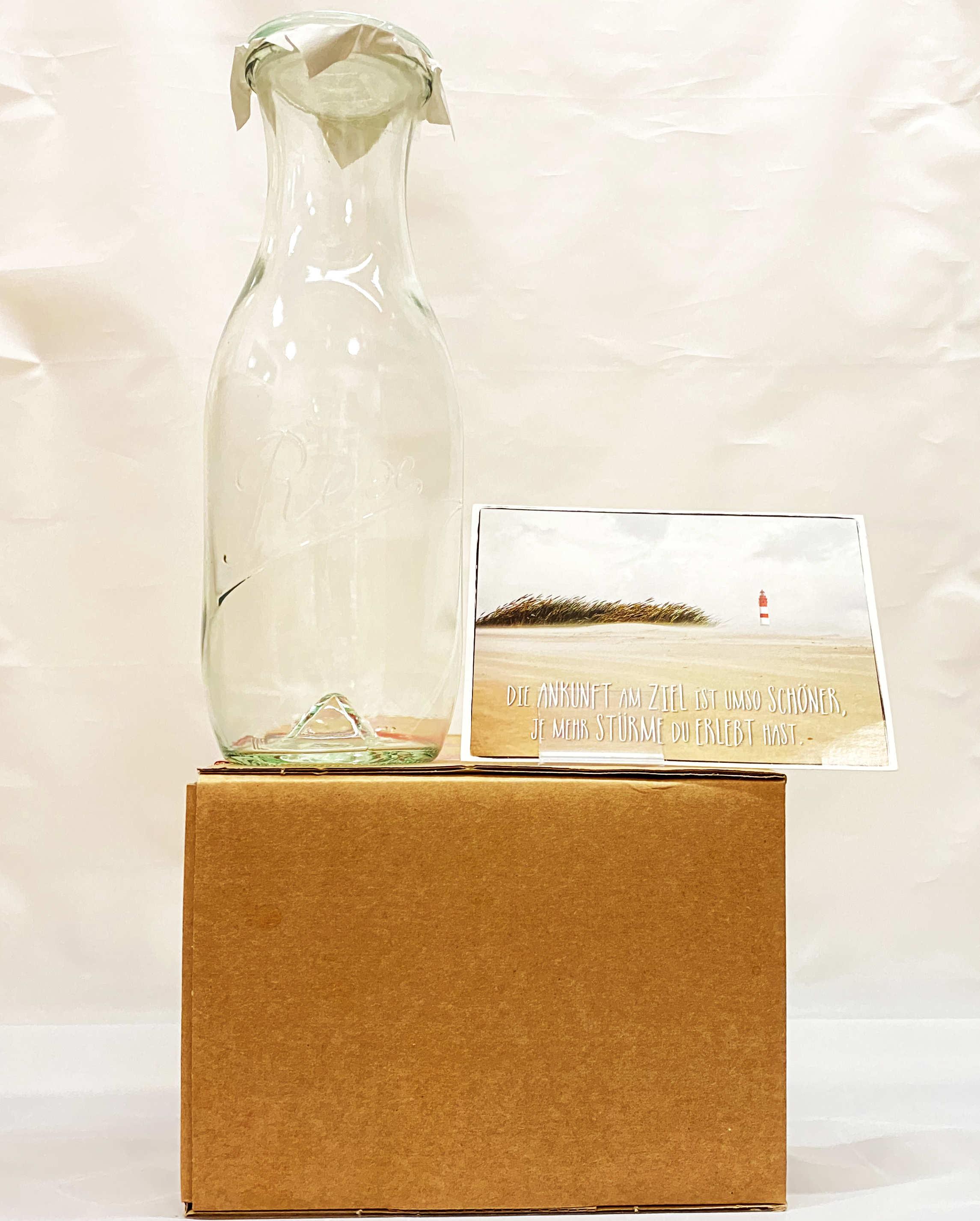 REX Pyramidenflaschen, 1062ml
