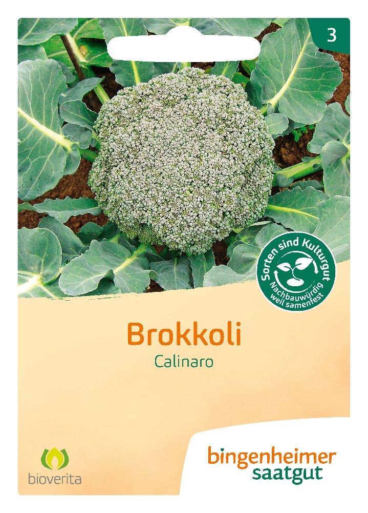 Saatgut Brokkoli Calinaro -B-